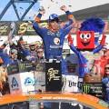 NASCAR - Las Vegas 2018 - Brad Keselowski en el Victory Lane