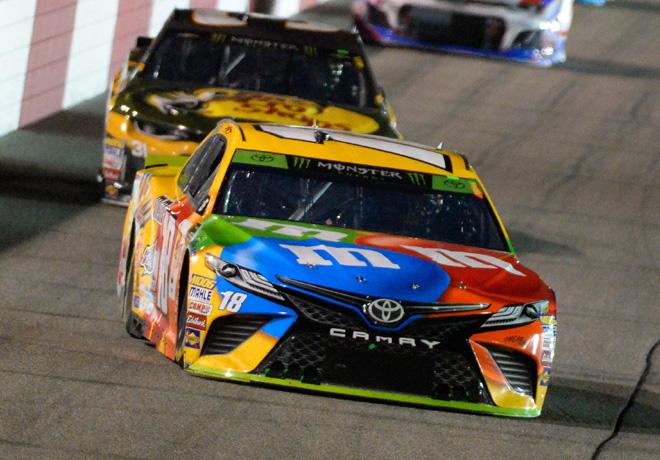 NASCAR - Richmond 2018 - Kyle Busch - Toyota Camry