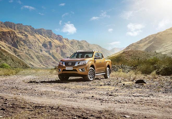 Nissan Frontier recorrio mas de 200 mil km antes del inicio de produccion en Cordoba