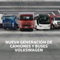 Nueva Generacion de Camiones y Buses VW