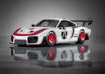 Nueva version exclusiva del Porsche 935 2