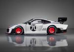 Nueva version exclusiva del Porsche 935 4
