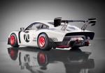 Nueva version exclusiva del Porsche 935 5