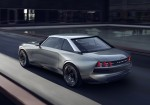 Peugeot e-Legend Concept car 5