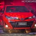 Presentacion del nuevo Toyota Yaris 9