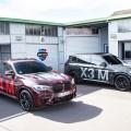 Primera presentacion oficial del BMW X3 M y del BMW X4 M en Nurburgring 1