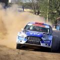 Rally Argentino - Toledo - Cordoba 2018 - Etapa 1 - Federico Villagra - Ford Fiesta MR