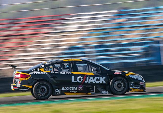 STC2000 - Termas de Rio Hondo 2018 - Carrera Clasificatoria - Facundo Ardusso - Renault Fluence