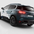SUV Citroen C5 Aircross Hybrid Concept 1