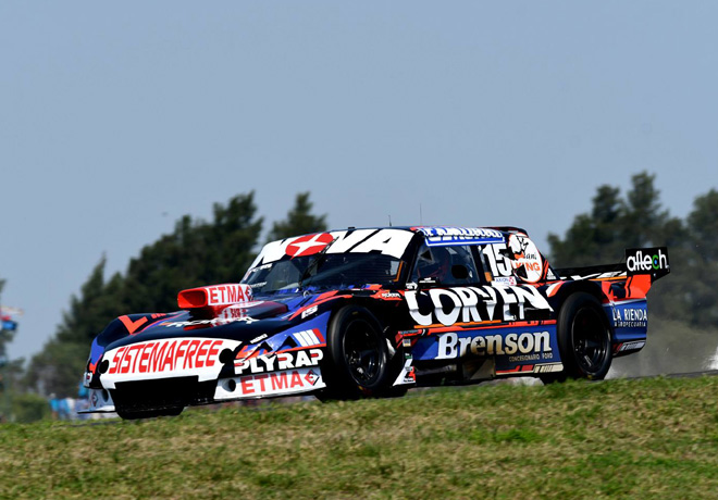 TC - Parana 2018 - Matias Rossi - Ford Falcon