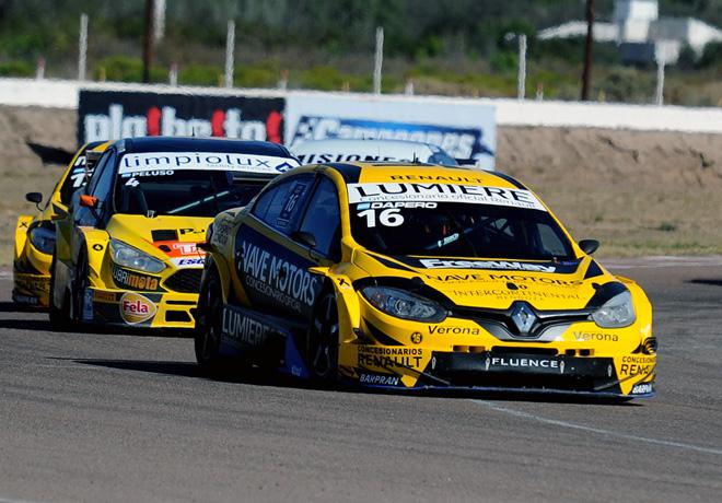 TC2000 - San Martin - Mendoza 2018 - Carrera Sprint - Nicolas Dapero - Renault Fluence
