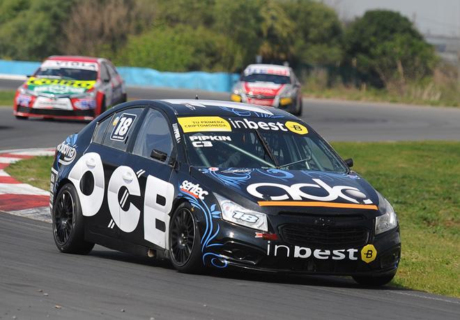 TN - Rosario 2018 - C3 - Juan Pipkin - Chevrolet Cruze