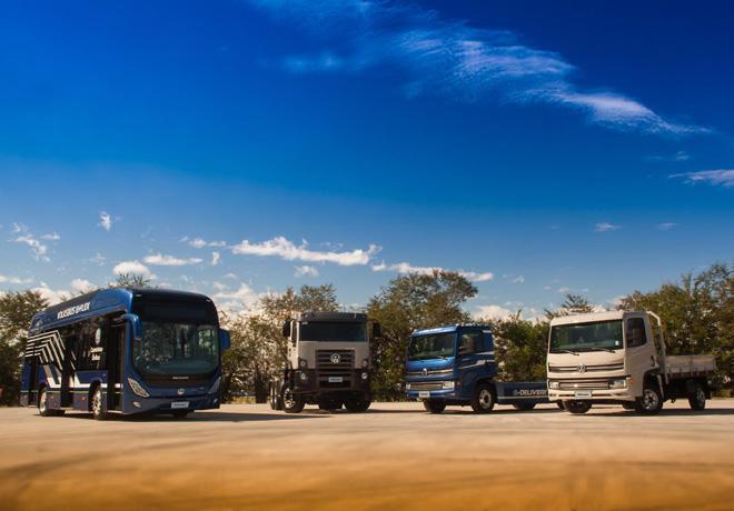 Todas las novedades de VW Camiones y Buses en la IAA Hannover 2018.