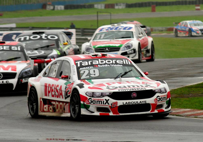 Top Race - Buenos Aires 2018 - Carrera - Ricardo Risatti - Fiat Tipo