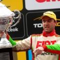 Top Race - Buenos Aires 2018 - Carrera - Ricardo Risatti en el Podio