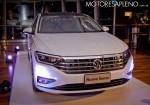 VW Argentina presento el Nuevo Vento 3