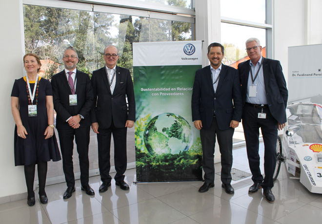 VW Argentina realizó el 5to Workshop de Sustentabilidad en Relaciones con Proveedores 1