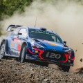 WRC - Turquia 2018 - Dia 1 - Thierry Neuville - Hyundai i20 WRC