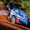 WRC - Turquia 2018 - Dia 2 - Ott Tanak - Toyota Yaris WRC