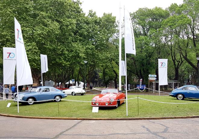 Autoclasica 2018 - 70 aniversario de Porsche