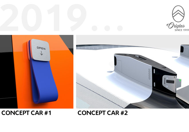 Citroen anuncia dos Concept Cars para 2019 en el Salon de Paris