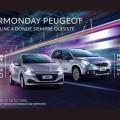 Cybermanday Peugeot