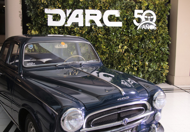 DArc celebra 50 anios en Argentina 1