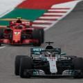 F1 - Estados Unidos 2018 - Clasificacion - Lewis Hamilton - Mercedes GP