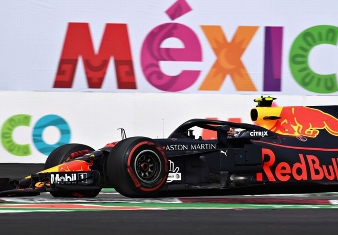 F1 - Mexico 2018 - Carrera - Max Verstappen - Red Bull