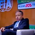 FIA - Jean Todt - Programa Itinerante de Seguridad Vial del ACA 1