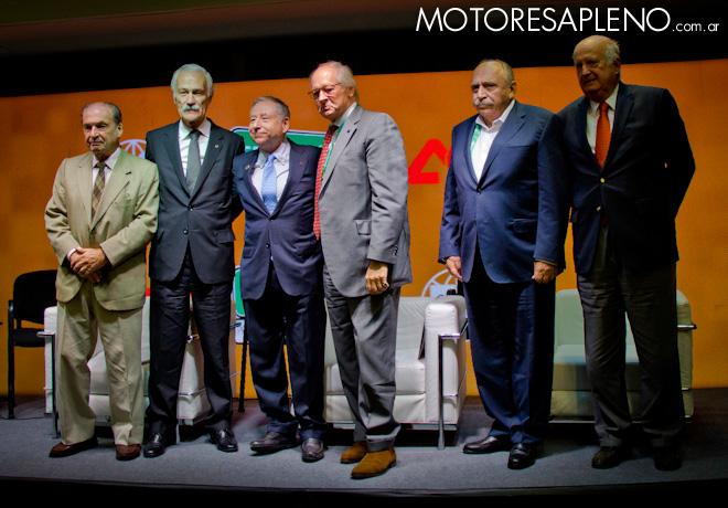 FIA - Jean Todt - Programa Itinerante de Seguridad Vial del ACA 2