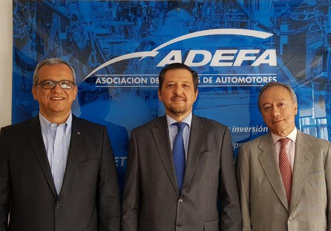 Hernán Vázquez es el nuevo presidente de ADEFA.