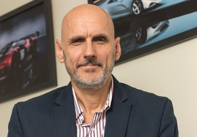 Marcelo Slimmens - Director de Ventas de Peugeot Argentina