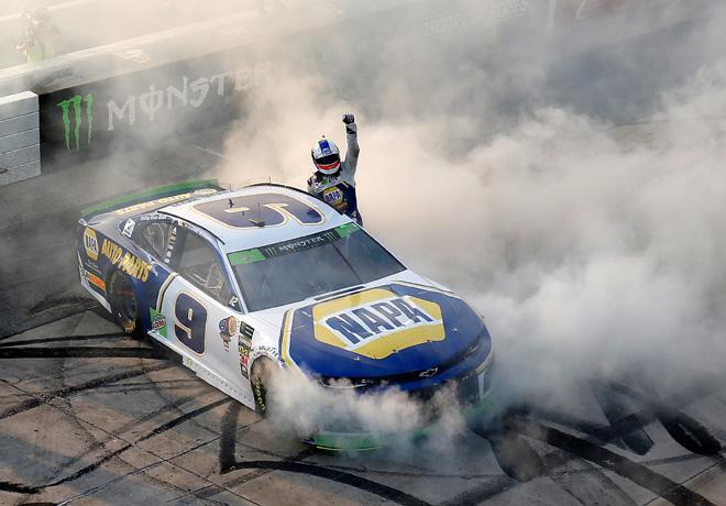 NASCAR - Dover 2018 - Chase Elliott - Chevrolet Camaro