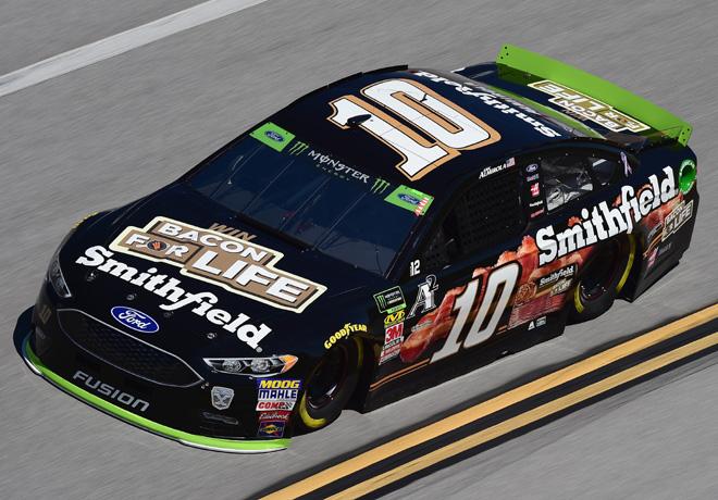 NASCAR - Talladega 2018 - Aric Almirola - Ford Fusion