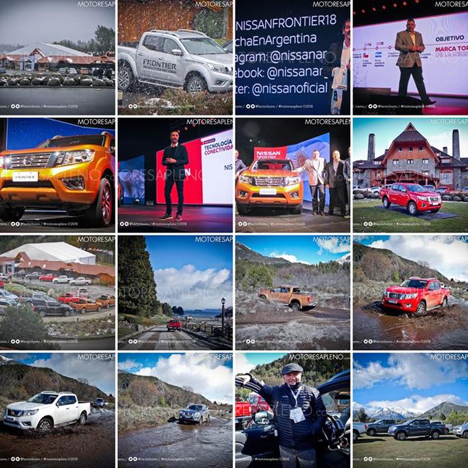 Nissan - Presentacion Frontier - Galeria Facebook