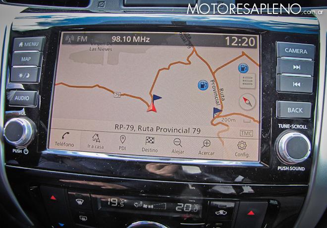 Nissan - Presentacion Nueva Frontier 3