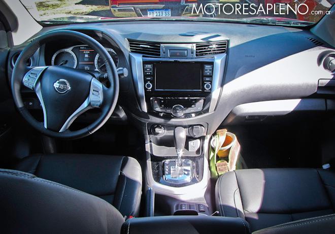 Nissan - Presentacion Nueva Frontier 5