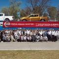 Nissan comienza la exportacion de su pick up Frontier producida en Argentina a Brasil 1