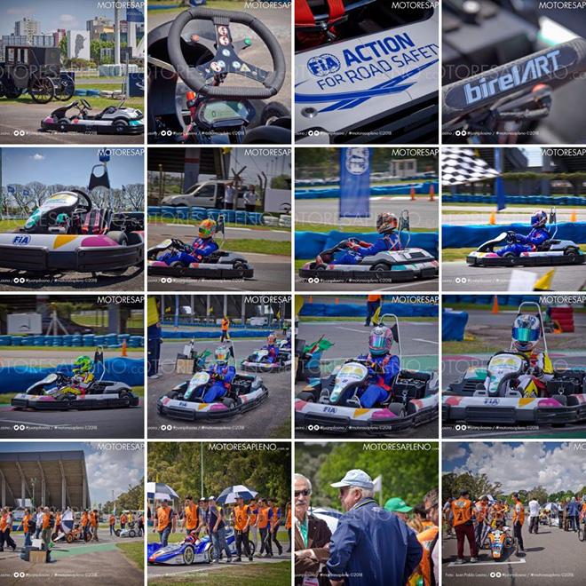 Presentacion E-Kart- Galeria Facebook