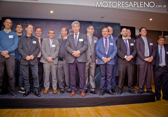 Presentacion oficial del Salon Moto 2018