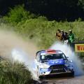 Rally Argentino - Concepcion del Uruguay - Entre Rios 2018 - Etapa 1 - Federico Villagra - Ford Fiesta MR