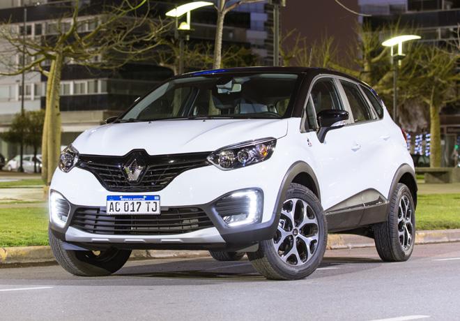Renault Captur le coq sportif - Edicion Limitada
