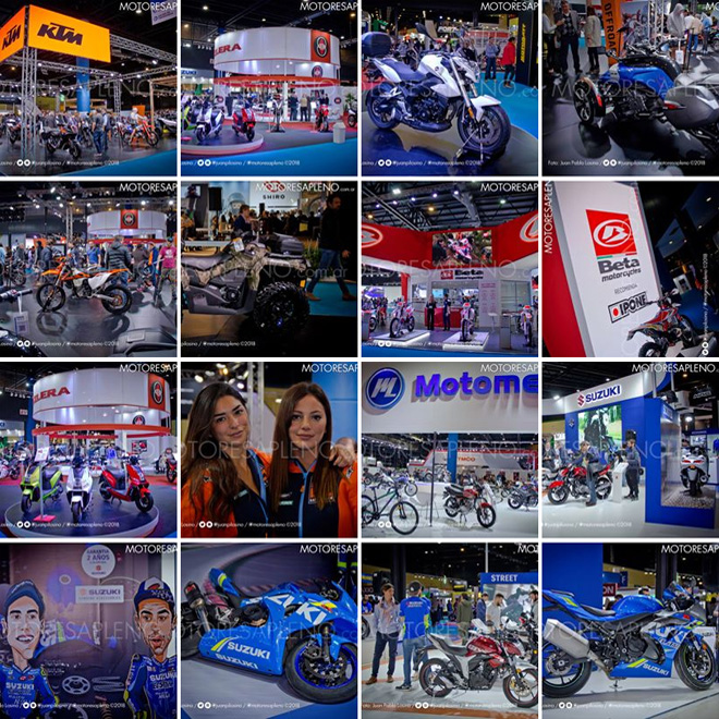 Salon Moto 2018 - Galeria Facebook