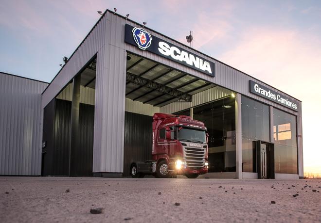 Scania - Concesionario Grandes Camiones - Villa Maria - Cordoba