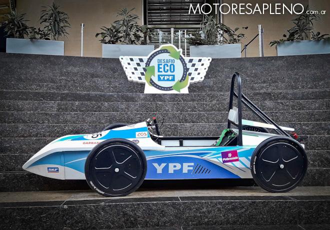 Se presento el Desafio ECO YPF 1