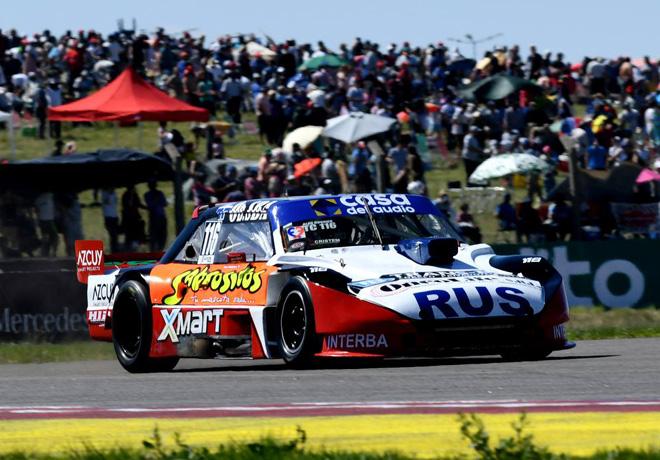 TC - Toay - La Pampa 2018 - Carrera - Alan Ruggiero - Torino