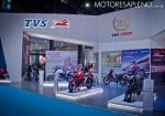 TVS Motor Company en el Salon Moto 2018 1