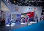 TVS Motor Company en el Salon Moto 2018 2