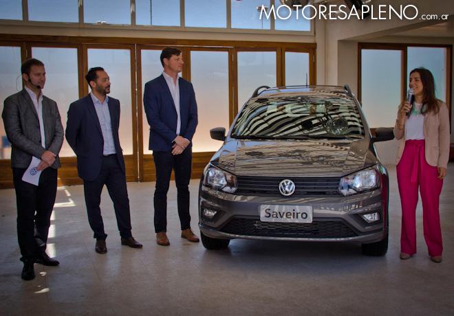 VW - Nuevas versiones para el Saveiro 1